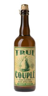 True Couple Hard Apple Cider 750ml